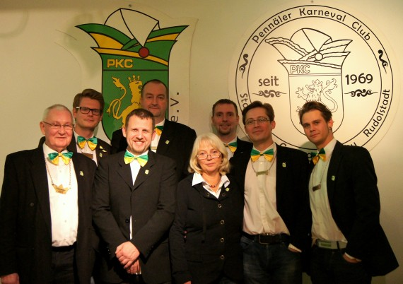 Vorstand des PKC-Ehrenräte e.V.