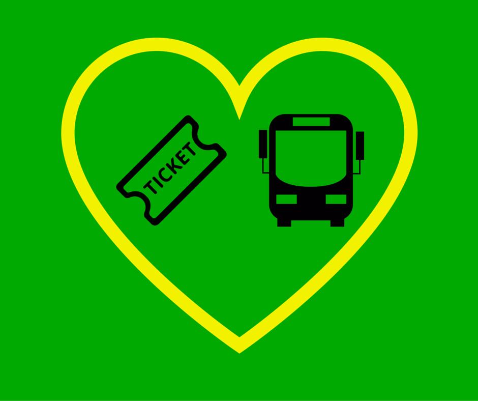 Ticket x Bus