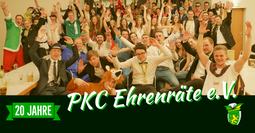 20 Jahre PKC Ehrenräte e.V.